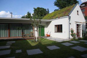Ferienhaus in Kallmünz - Aussenansicht