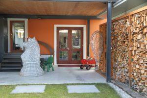 Ferienhaus Kallmünz - Atelier von Herta Wimmer-Knorr