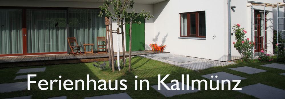 Ferienhaus in Kallmünz
